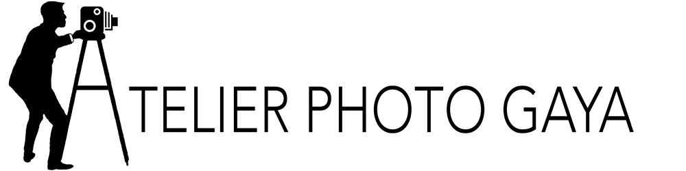 icône logo accueil atelier photo gaya