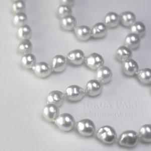collier perle bijoux jurga paris atelier photo gaya