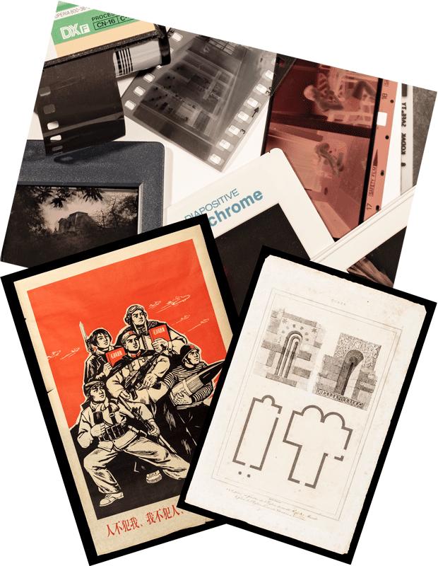 numerisation photo ancienne negatif diapositive affiche document atelier photo gaya