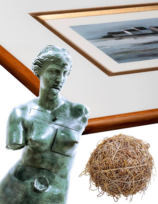 reprographie reproduction photo objet sculpture peinture tableau dessin oeuvre d'art