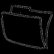 icône logo fichier numérique