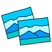 icône logo reproduction copie