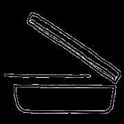 icône logo numérisation scanner